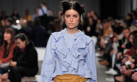 Tutorial: penteado assimétrico de Alexandra Moura