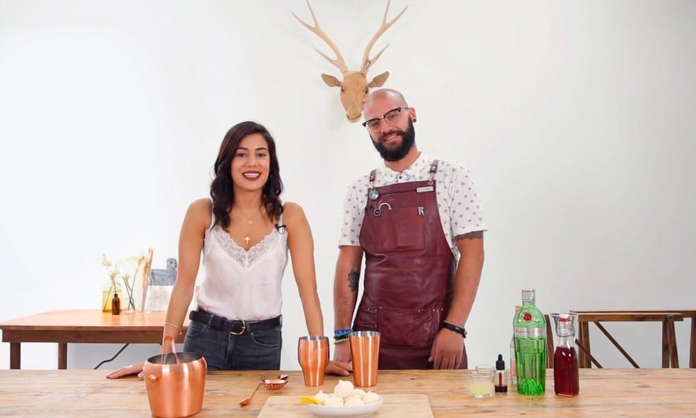 Tutorial: cocktail inspirado no casamento de Mia Rose