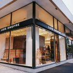 Luís Onofre inaugura loja no Porto