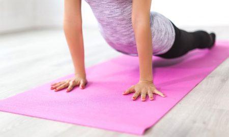 Experimente uma aula gratuita de yoga no Porto