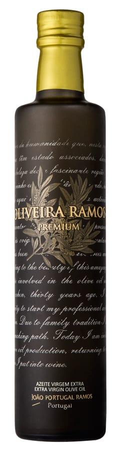 Oliveira Ramos, um azeite premium