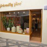 Friendly Fire, primeira loja oficial