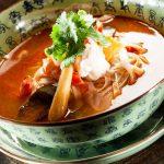 Tom-Yam-Kung, uma sopa típica