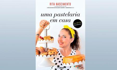 'Uma Pastelaria em Casa', novo livro de Rita Nascimento