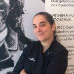 Ana Ferreira, a mentora do projeto