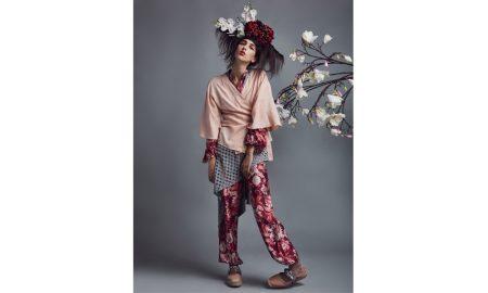 kimono Pull&Bear, blusa Zara, Casaco Plural, calças Zara, sapatos Zara