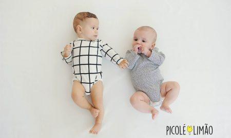 Picolé Limão, nova marca de roupa para bebés