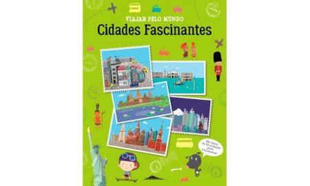 'Viajar pelo Mundo - Cidades Fascinantes'