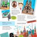 'Viajar pelo Mundo - Cidades Fascinantes', novo livro infantil da Booksmile
