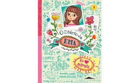 'O Diário de Ema – Eu Adoro Animais', €9,99, Booksmile.