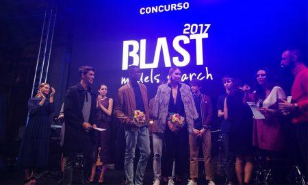 A final do concurso Blast Models Search