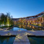 O hotel Mandarim Oriental, em Marraquexe