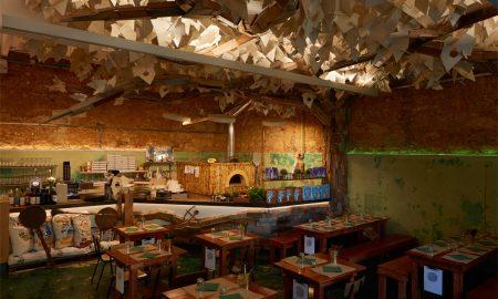 Refeitório do Senhor Abel, o novo espaço italiano do chef Chakall