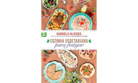 'Cozinha Vegetariana para Festejar', Arte Plural, €18,80