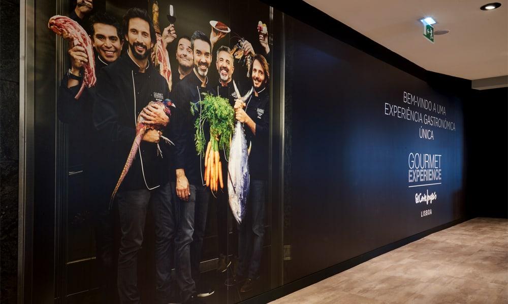 Gourmet Experience, o novo espaço do El Corte Inglés