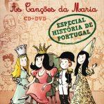 'As Canções de Maria - Especial História de POrtugal', Sony Music, €15,90