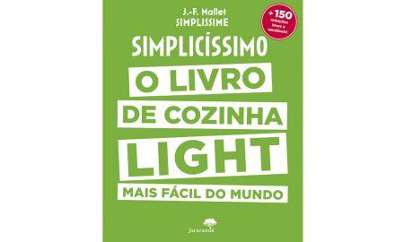 'Simplicíssimo Light - O Livro de Cozinha Light mais Fácil do Mundo!'