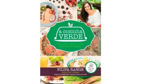 'Cozinha Verde', Editora Nascente, por €17,69, à venda dia 22 de janeiro.