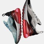 Os novos Nike Air Max 270
