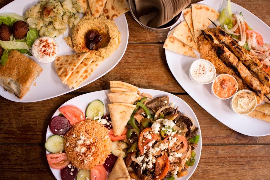 Cozinhas do Mundo Grego