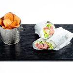 Burrito de Sushi, na nova carta do Sushicorner