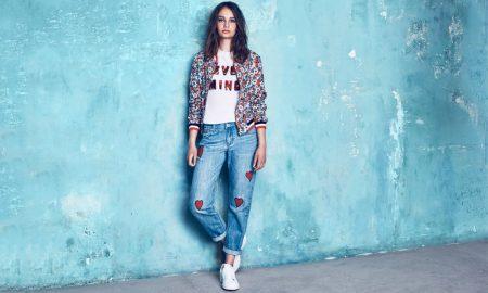 Molly Bracken lança coleção de verão