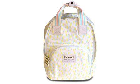 A mochila da coleção Barral BabyProtect special edition by Violeta Cor de Rosa