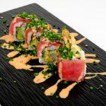 Tuna Fiesta Maki, na nova carta do Sushicorner