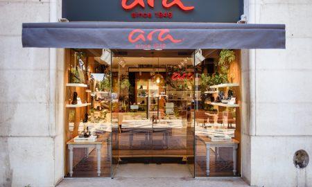 Nova loja Ara