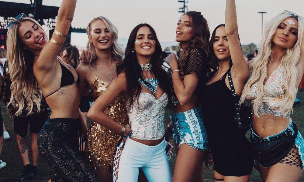 os melhores looks do coachella festival 2019 – luxwoman
