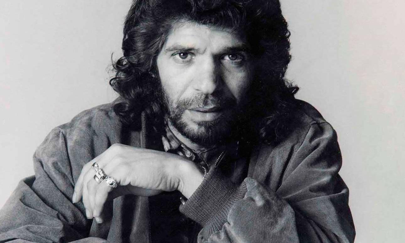 Camarón, o mais influente cantor de flamenco de todos os tempos;