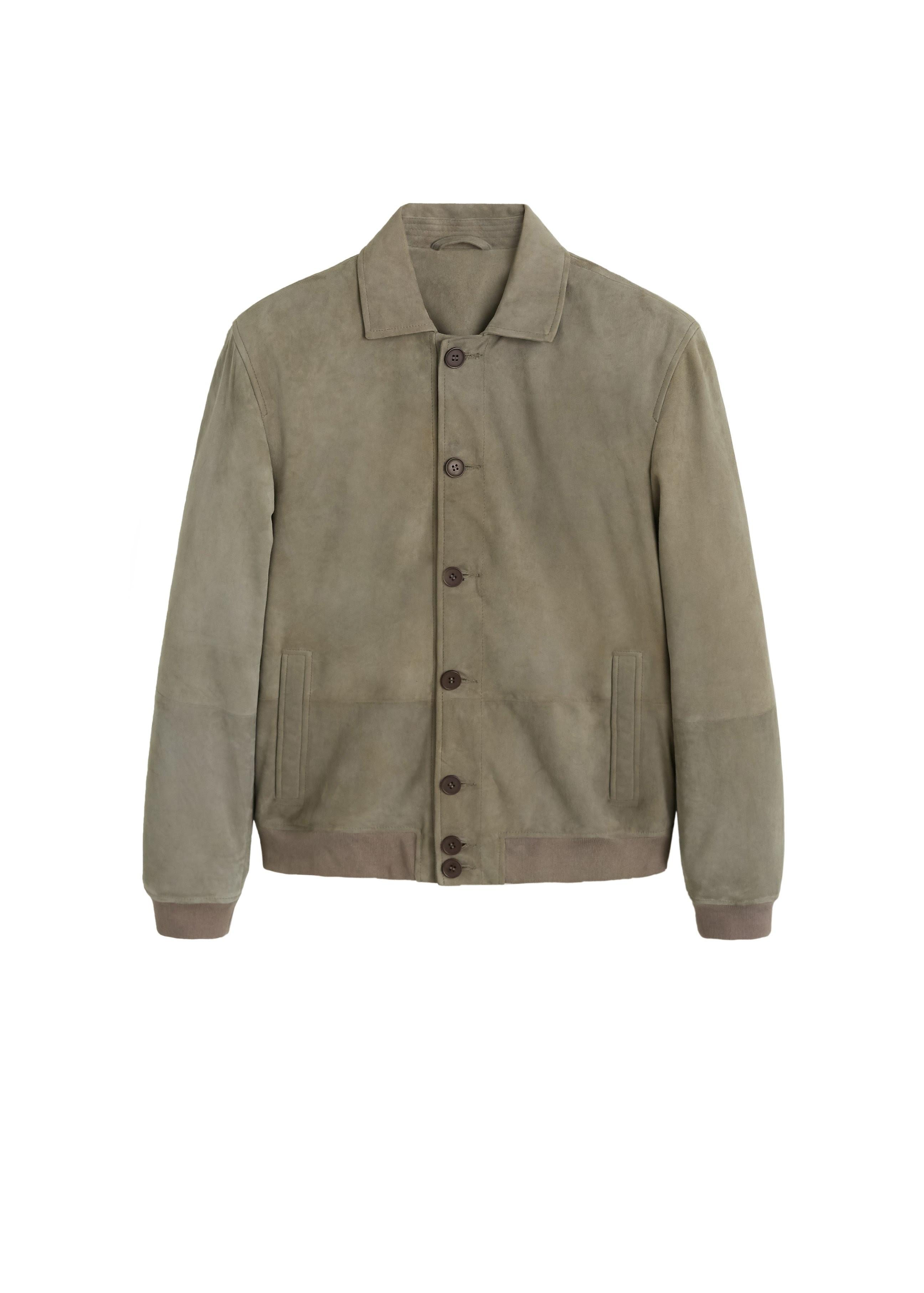 Blusão em camurça 149,99€