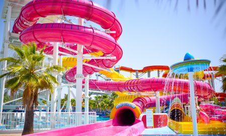 Aquashow-Pink Slide -