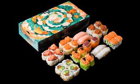 Aruki Sushi x Mário Belém_Caixa e menu (2)