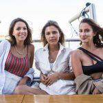 Carlota Sardinha, Catarina Nogueira Pereira e Carolina Nashtai