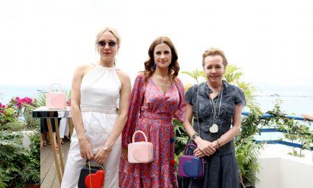 Chloë Sevigny, Livia Firth & Caroline Scheufele