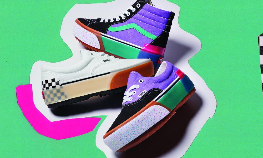 Vans lança tênis bem diferente do modelo clássico da marca
