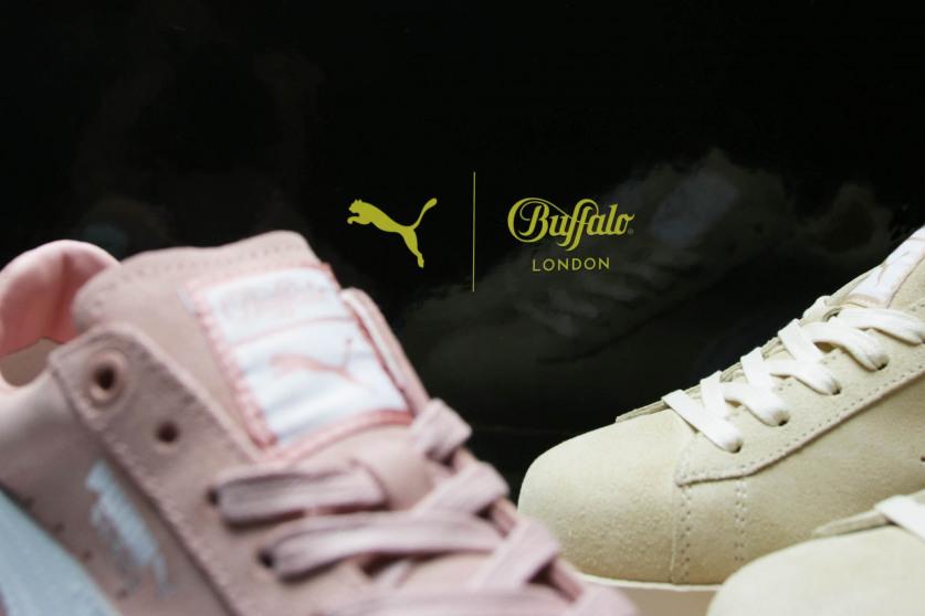 PUMA x Buffalo London: De volta com sneakers de inspiração
