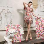 ELISABETTA FRANCHI inspira-se em Alighiero Boetti na nova coleção