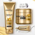 Pantene, para um Cabelo Gold