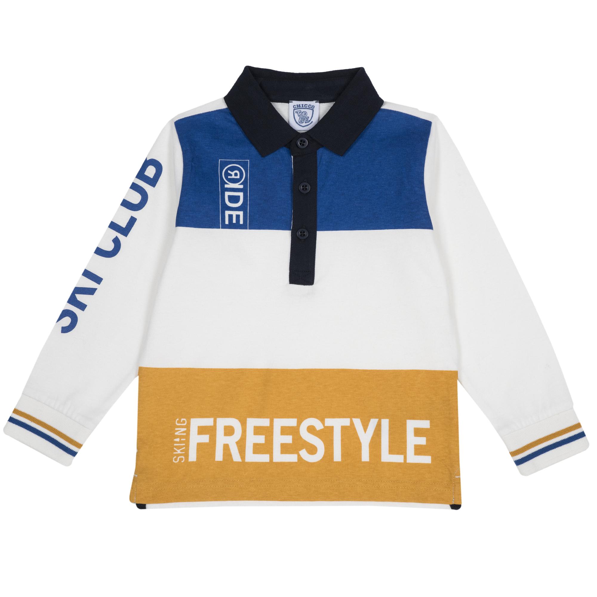 Camisola Branca e Azul – 22,99€