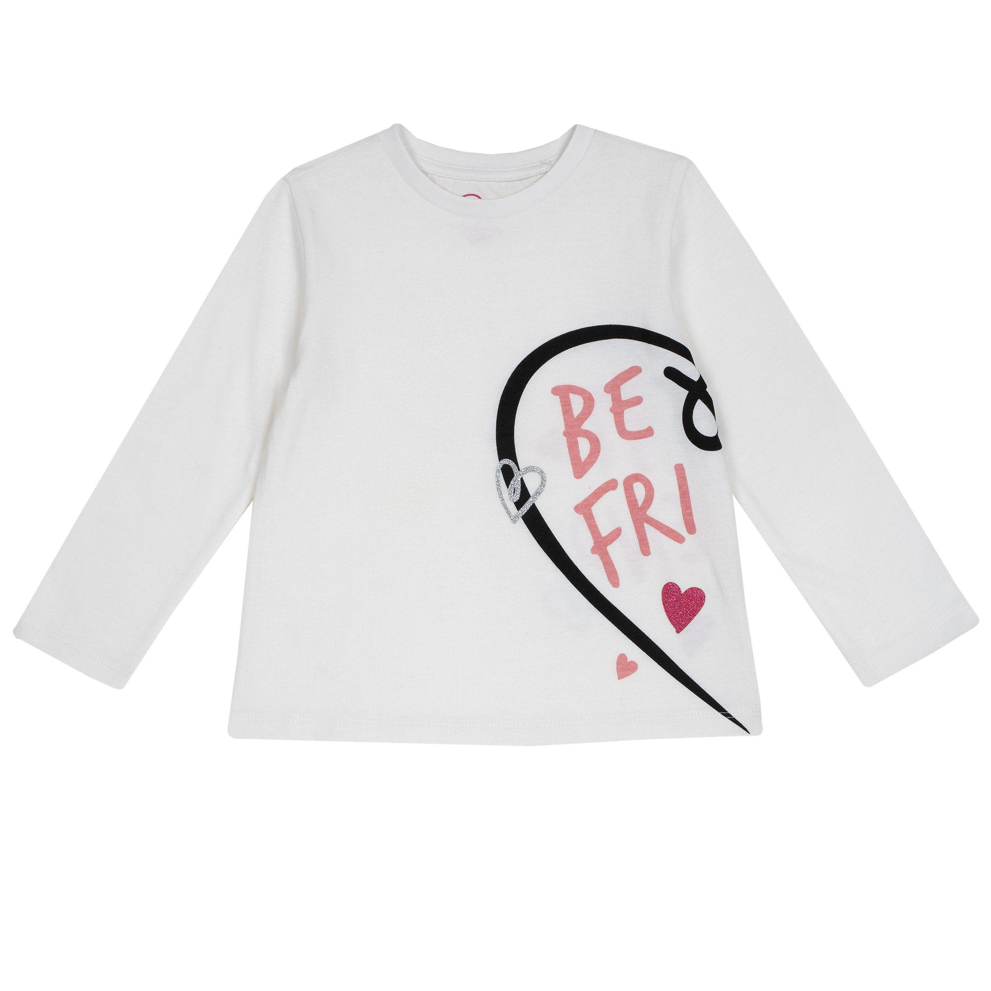 T-shirt Comprida Coracao – 9,99€