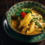 2. Sopa_Penang Asam Laksa, Sopa de Tamarindo com Pargo_17,00€