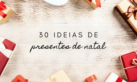 30 ideias de