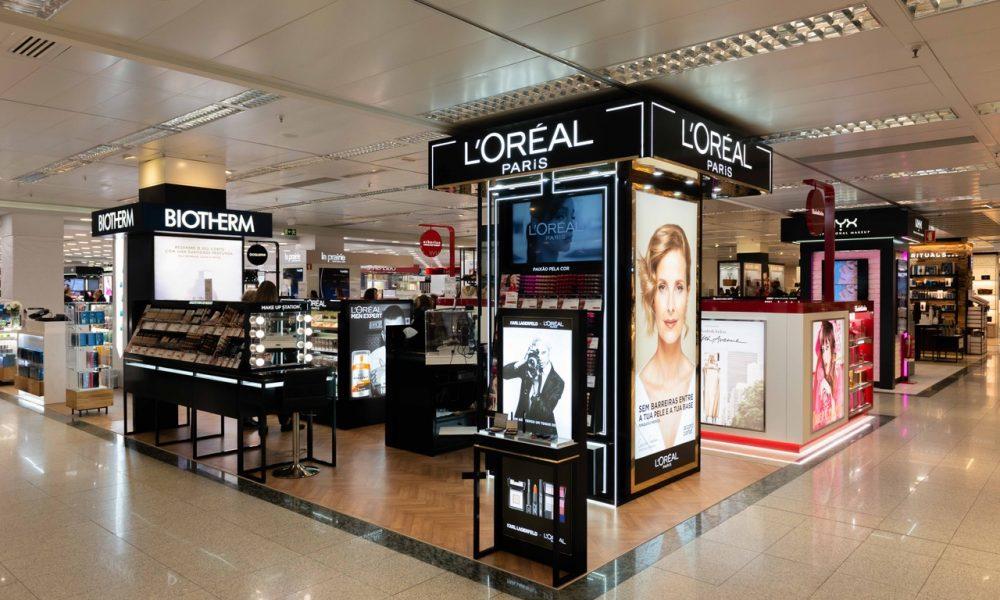 En Vivo Faringe Tesoro  L'Oreal apresenta novo corner da marca no El Corte Inglês – LuxWOMAN