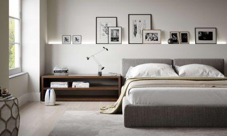 Foto A-1- Airfree LOTUS, em quarto de dormir