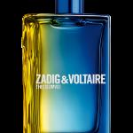 Eau de Toilette This is love For him, Zadig & Voltaire, €78 (100ml)