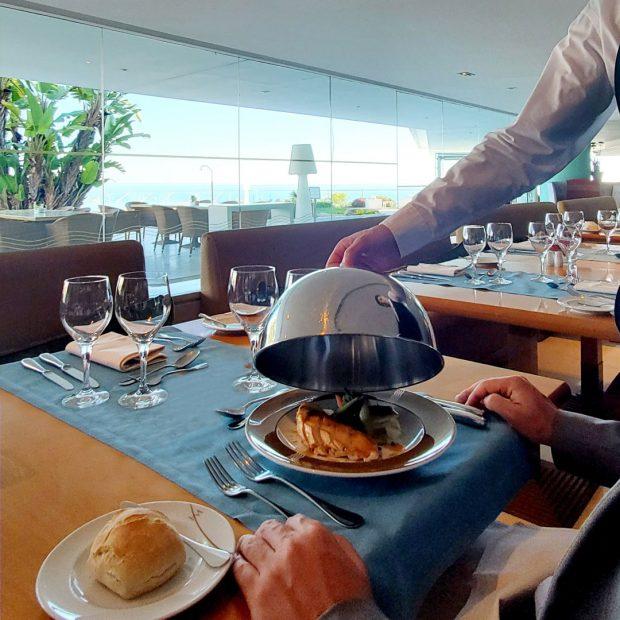 Menu Executivo Hotel Cascais Miragem