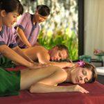 Pack dia dos Namorados no Banyan Tree Spa (sessão de 120 minutos com banho de relaxamento de pés, massagem deep Tissue, banho relaxante e flûte de espumante e fruta), €279 por casal