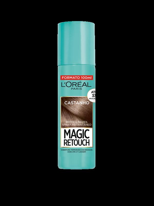 Spary Magic Retouch para retocar raízes, L Oréal Paris, €11.99
